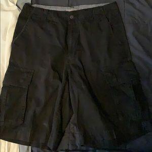 Other - Black Cargo Shorts